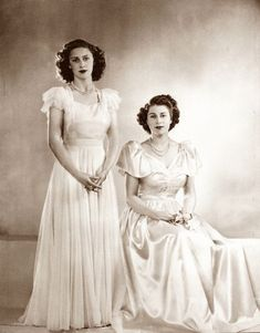 Margaret and Elizabeth