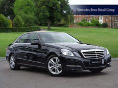 2012 mercedes Benz e220 cdi executive   Mercedes-Benz E-Class E220 CDI BlueEFFICIENCY Executive SE 4dr Tip ...