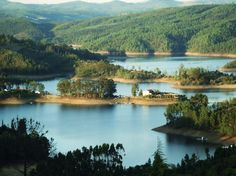 Portugal, River, Outdoor, Castle, Island, Nature, Paisajes, Places, Outdoors