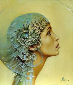 Fashion Cycle Series by Karol Bak. by melva