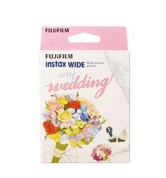 Wedding Fuji Instax Wide Film  @Zara Lamey Anderson, thought of you