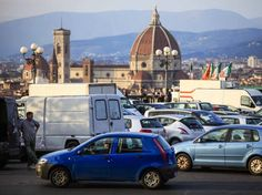 Where to Park in Florence, Italy? Map & List of Parking in Florence, Free and Paid Parking Lots