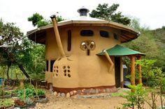 Sierra Gorda Ecotours - La Casita Ecológica. ¡En Querétaro! Tengo que pasar unos días en este lugar...