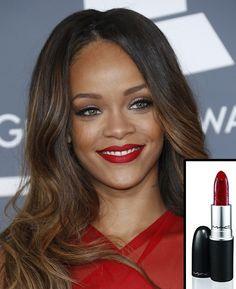 Rihanna's Riri Woo MAC lipstick is out now! http://www.twistmagazine.com/2013/05/rihanna-mac-lipstick.html