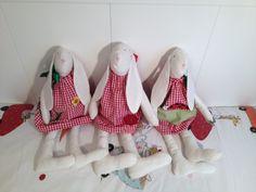 Conejos Tilda. BLUA