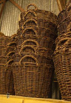 Wicker Baskets - Historic Interiors