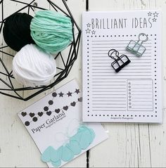 Brilliant Ideas Notebook Happy Customer