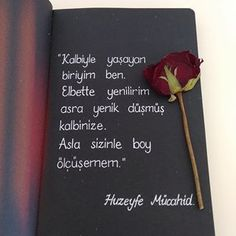 Learn Turkish, Cool Words, Letter Board, Islam, Motivational Quotes, Feelings, Learning, I Love You, Quotes