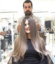 Hair color by @mouniiiir  #haircolor #hairvideo #mouniiiir #hairextensions #hairvideos #hudabeauty #hair #hairvideo #hair #hairdo #love #like #hairstyle #egypt #qatar #kwt #uae #paris #london #morocco #usa #followforfollow #like4like #instamood #instagram @hairvideo.mounir