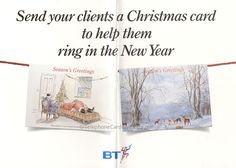 BT Christmas Phonecards: A greeting card within a greetings card Make sure you're remembered at Christmas with BT's special Christmas Phonecard offer. Photo Scan, Marketing Information, Christmas Cards, Card Making, Greeting Cards, Seasons, How To Make, Xmas Cards, Seasons Of The Year