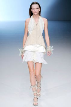 Rick Owens Spring 2010 Ready-to-Wear Collection Slideshow on Style.com