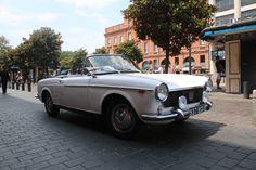 https://flic.kr/p/vdSjGP | Fiat 1500 cabrio | Fiat 1500 cabriolet cet après-midi à Toulouse