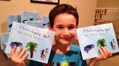 "Dylan Siegel Wrote ""Chocolate Bar"" Book to Help Sick Friend"