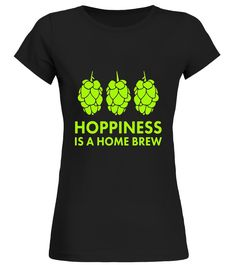 Home Brewer T Shirt Gift for Home Brewing IPA Lover