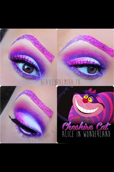 Awesome Alice in Wonderland look!