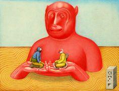 David Jien, Seeking the sensible simian (2011)