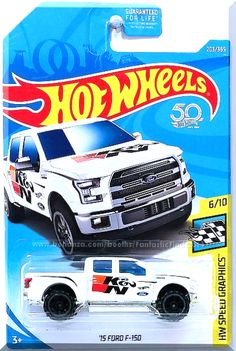 A Brief History Of Ford Trucks – Best Worst Car Insurance Big Trucks, Ford Trucks, Pickup Trucks, Custom Hot Wheels, Hot Wheels Cars, Carros Hot Wheels, Ford F Series, Ford Edge, Car Ford