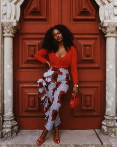 Useful Related Information On Nice Ladies Fashion African Wear, African Fashion, Classy Outfits, Cute Outfits, Black Girl Aesthetic, Black Women Fashion, Ladies Fashion, Vogue, Style And Grace