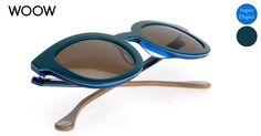 Eyeglasses, Eyewear, How To Wear, Blue, Women, Fashion, Moda, Fashion Styles, Glasses