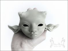 Hybris my home made faun's head by ~zunraa on deviantART