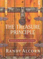 The Treasure Principle by Randy Alcorn.   God owns everything, and I am his money manager.