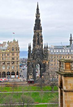 Edinburgh, Waverley, Scotland
