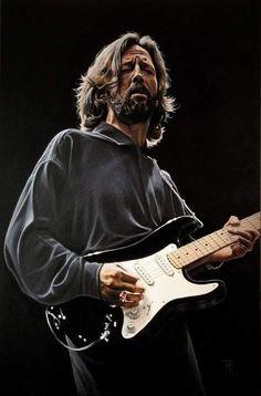 Eric Clapton, Pink Floyd, Music Icon, My Music, Derek Trucks, Tears In Heaven, The Yardbirds, Blind Faith, Best Guitarist