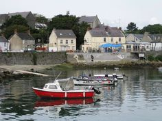 Ardglass harbour, County Down, Northern Ireland