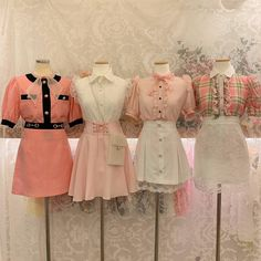 Kpop Fashion Outfits, Ulzzang Fashion, Stage Outfits, Girly Outfits, Korean Outfits, Pretty Outfits, Stylish Outfits, Cute Outfits, All Black Fashion
