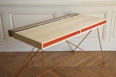 bureaux contemporains, desk, Paul Venaille, Subduction, image 2