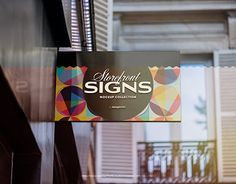 """Check out new work on my @Behance portfolio: """"Shop Sign Mock up"""" http://be.net/gallery/47587797/Shop-Sign-Mock-up"""