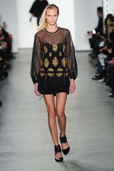 Sass & Bide Fall 2014 Runway Show | New York Fashion Week | POPSUGAR Fashion