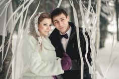 Winter story.Darya&Artyom wedding