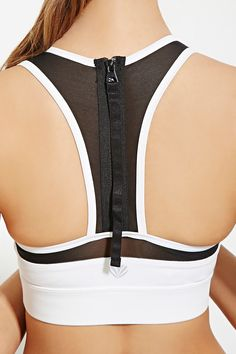 High Impact zip-back sports bra - So happy I got my hands on this one!