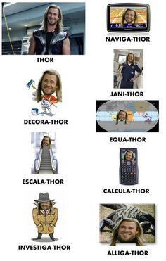 ThorReal =D