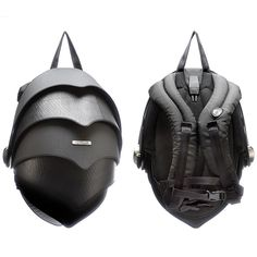 Cyclus' Pangolin backpack is handmade in Columbia out of recycled truck tire inner tubes. I wants bad! LOL approx. $320