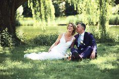 Richard en Ingrid - bruidsfotografie in Delft