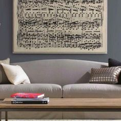 Dope Music note painting