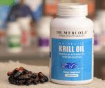 Krill Oil capliques per bottle) - Mercola eCommerce Omega 3, Krill Oil Capsules, Look Good Feel Good, Folic Acid, How To Slim Down, Vitamins And Minerals, Get In Shape, Bottle, Health