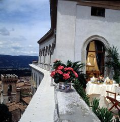 Introducing the latest addition to SLH's stunning collection - Hotel Brufani Palace, Perugia, Italy.  A 19th-century mansion on stunning hilltop setting in the mediaeval city of Perugia.  http://www.slh.com/hotels/hotel-brufani-palace/