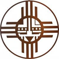 Zia Sun Symbol On Pinterest New Mexico Flag New Mexico