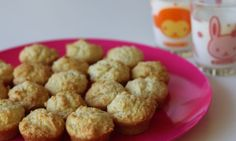 3 ingredient mini muffins - Kidspot