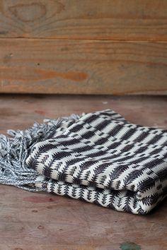 Shawl - Laura Adburgham Woven Textiles