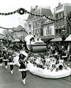 1950s Christmas Parade