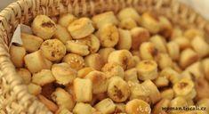 NaMnavykove Slovak Recipes, Desert Recipes, Bon Appetit, Finger Foods, Nutella, Baked Goods, Ham, Almond, Food And Drink