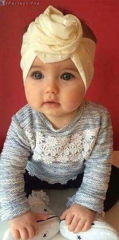Moño niña