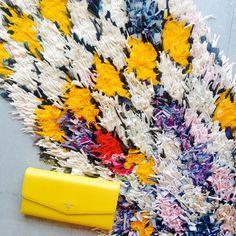 30% OFF Boucherouite moroccan rug Vintage FAIR by HemmaTreasures