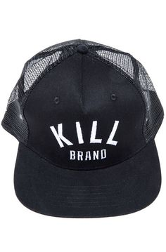 8b02e57a44f KILL Arch Trucker Hat use rep code  OLIVE for 20% off! Trucker Hats