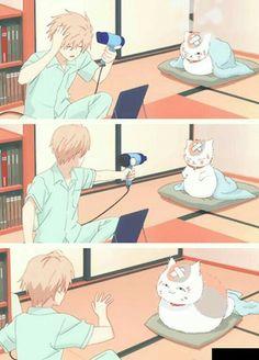 anime: natsume yuujinchou/ natsume the book of friends. Awesome Anime, Anime Love, Anime Guys, Manga Anime, Anime Art, Natsume Takashi, Hotarubi No Mori, The Ancient Magus Bride, Friend Anime