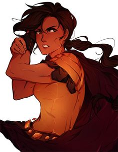 thecharmm:  finished my Reyna drawing for the pjo fanzine!